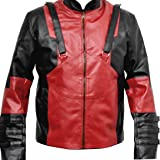 Classyak Corps Game Faux Leather Jacket Ver 3, Xs-5xl
