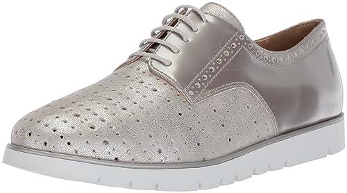 Geox D Kookean D, Zapatos de Cordones Derby para Mujer: Amazon.es: Zapatos y complementos