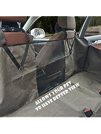 Dog Car Seat Covers Amazon Com