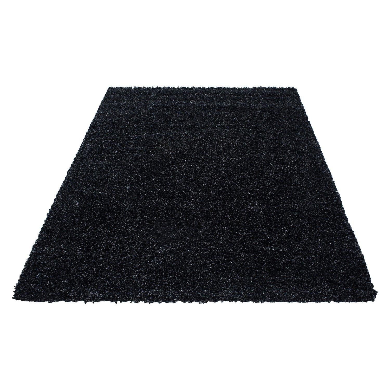 Unbekannt Shaggy Hochflor Langflor Teppich Wohnzimmer Wohnzimmer Wohnzimmer Carpet Uni Farben, Rechteck, Rund, Farbe Anthrazit, Größe 200x200 cm Quadrat B06XTHR99S Teppiche 22caa8