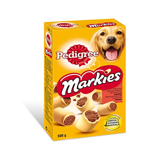 8 opinioni per Pedigree Markies Gr.500
