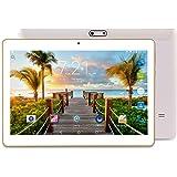 "Artizlee ATL-21plus 3G Tablet PC, 10 Pollici (10,1"") FHD Display(1280 x 800 IPS), Dual-Sim, 1GB RAM, HDD da 16GB, Android 4.4 Quad Core Phablet, Wi-Fi, Bluetooth, GPS, WLAN, OTG (Bianco)"