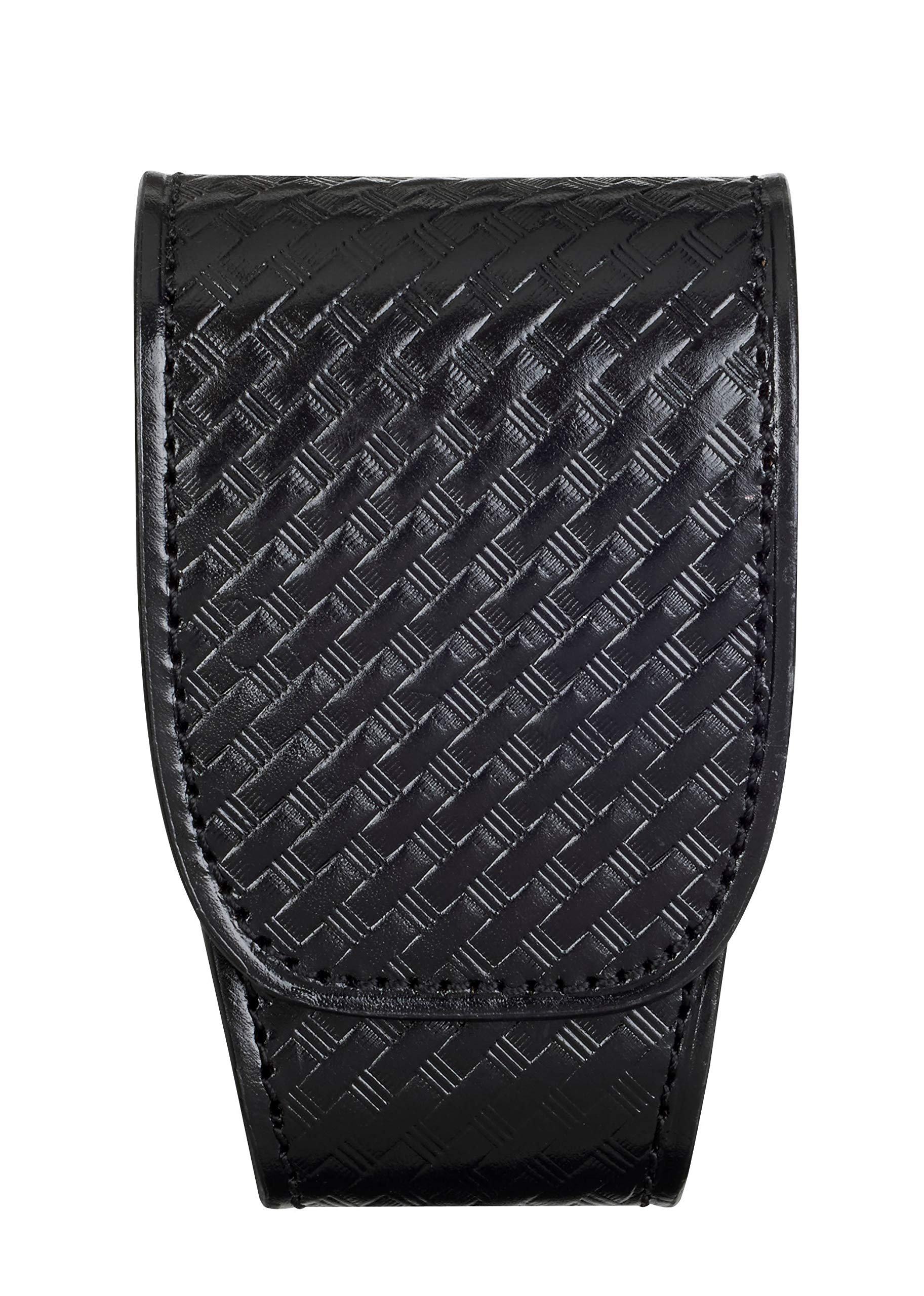 ASP Duty Handcuff Case, Chain/Hinge, Snap-Loc Clip, Basketweave by ASP