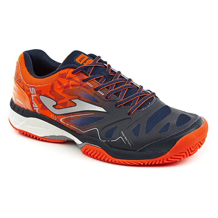 Joma T.Slam Men 803 Navy Clay - T.SLAMW-803 (44.5): Amazon.es ...