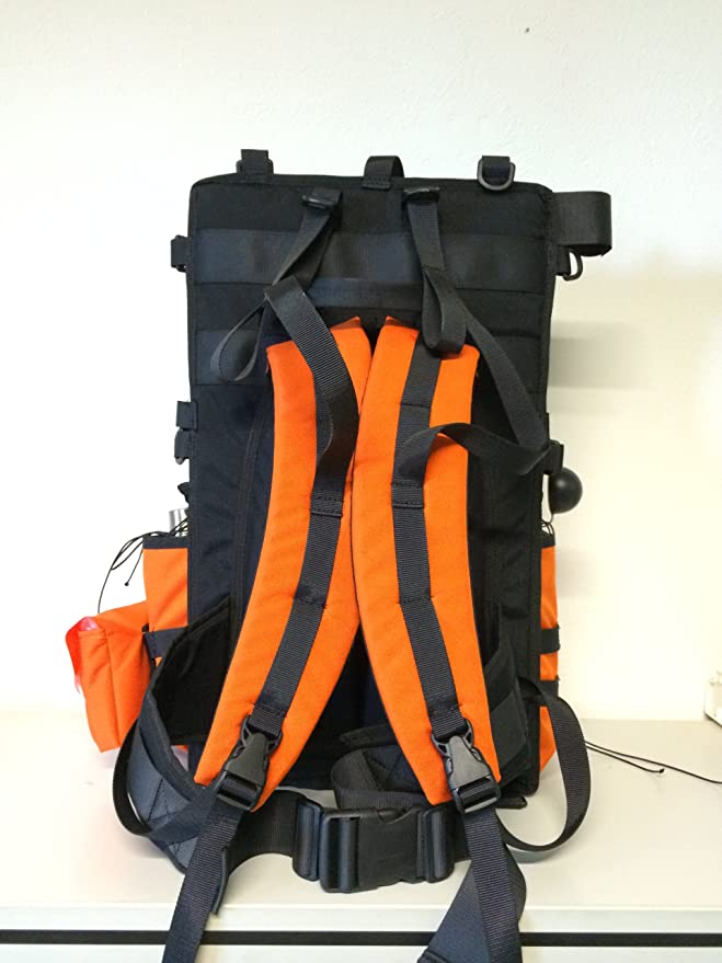 Amazon.com : ViltomPack Chainsaw Backpack for Woodcutters : Sports & Outdoors
