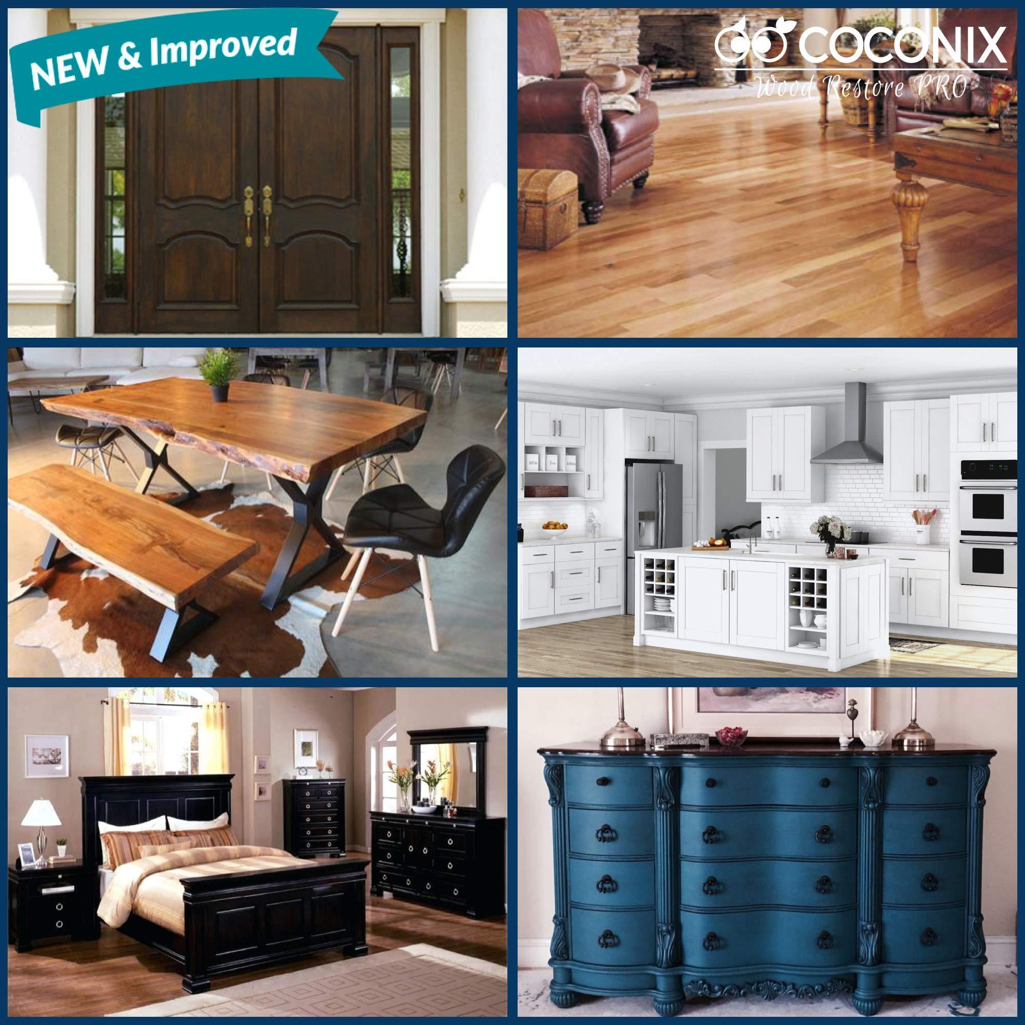 Coconix Wood Restore PRO - Professional Floor & Furniture Repair Kit by Coconix (Image #6)