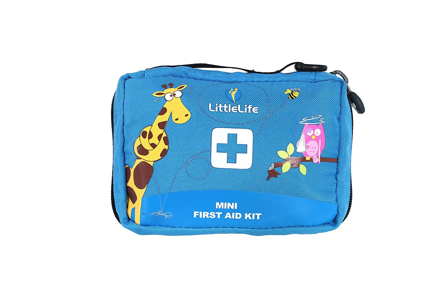 All Littlelife Mini First Aid Kit Blue