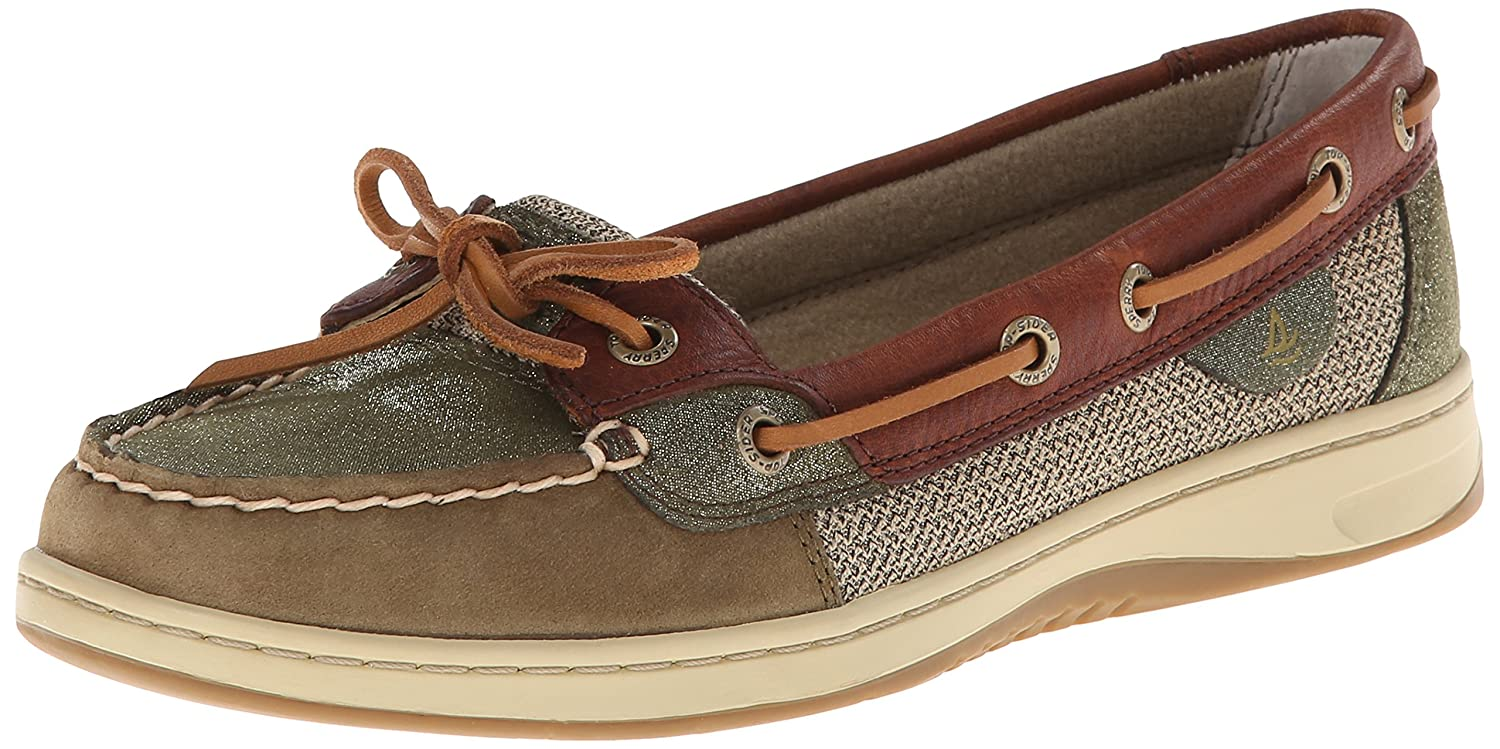 20182017 Flash Player Sperry Top Sider Womens Angelfish Stripe Boat Shoes Clearance Sale