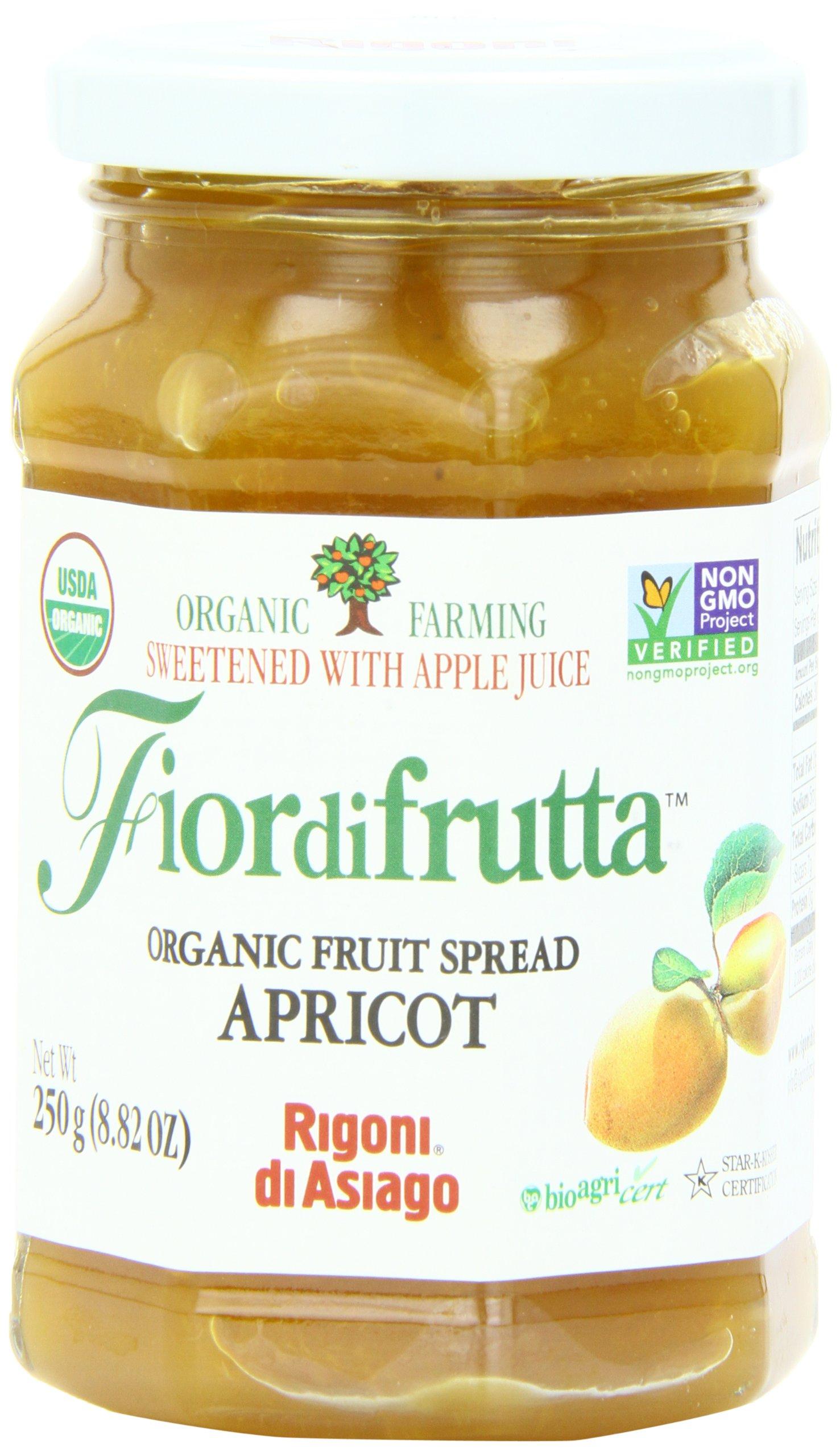 Fiordifrutta Apricot Spread Apricot -- 8.82 oz