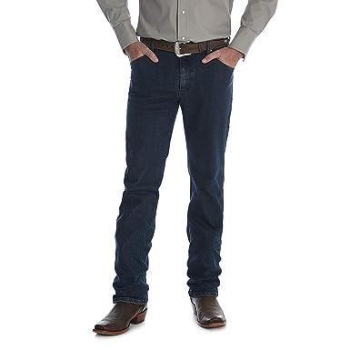6da9573b Premium Performance Cowboy Cut Comfort Wicking Regular Fit Jean, Midnight  Rinse, 29X32