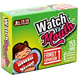 Watch Ya Mouth Family Expansion #1 Phrase Card Game Expansion Pack, for All Mouth Guard Games