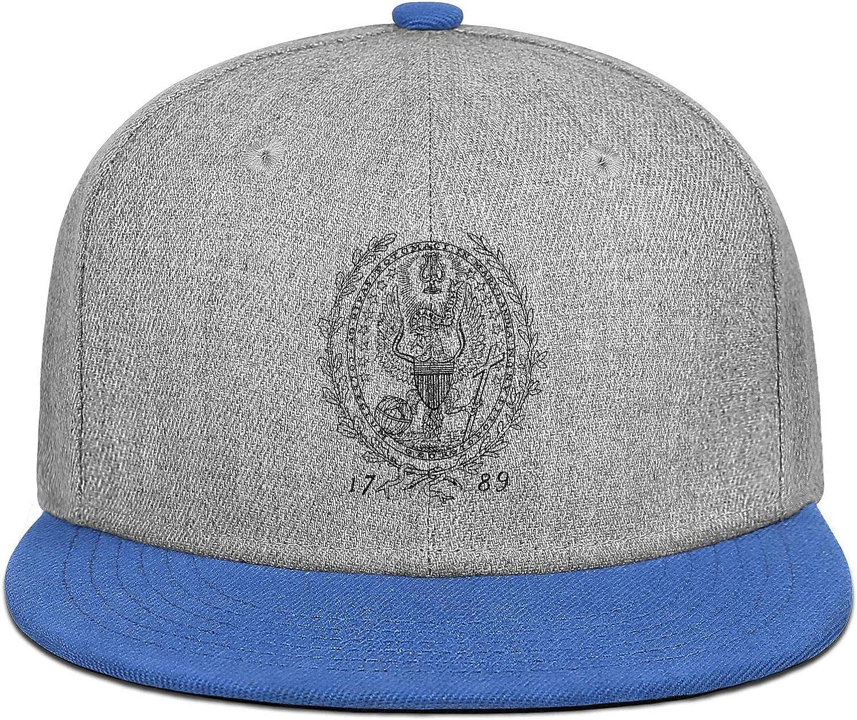 HIRGOEE Unisex Mens Womans Caps Trendy Hats Workout Cap