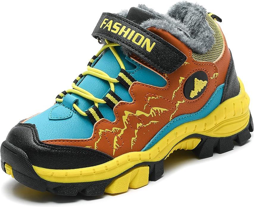 tqgold Chaussures de Randonn/ée pour Homme Femme Bottes descalade Bottes de randonn/ée Imperm/éable Chaussures de Mrache