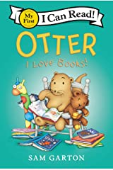 Otter: I Love Books! (My First I Can Read) Kindle Edition