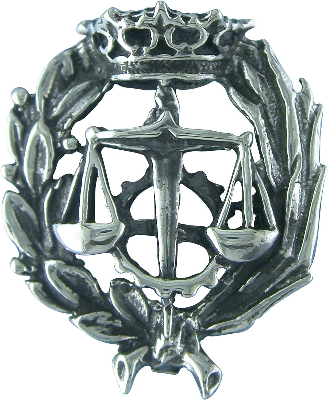 Alylosilver Insignia Profesional de Musica Pin para Hombre Mujer en Plata 925 con Caja para Regalo.
