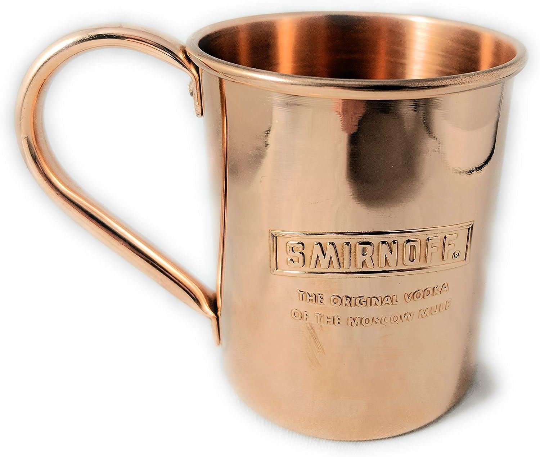 Smirnoff Vodka Moskow Mule Mug