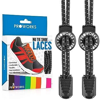 345f7f3efc95c0 Proworks No Tie Laces