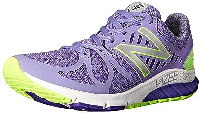 New Balance Women's Vazee Rush Running Shoe Purple/White 6 B(M) US