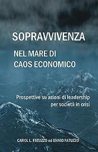 Sopravvivenza nel mare di caos economico (Italian Edition)