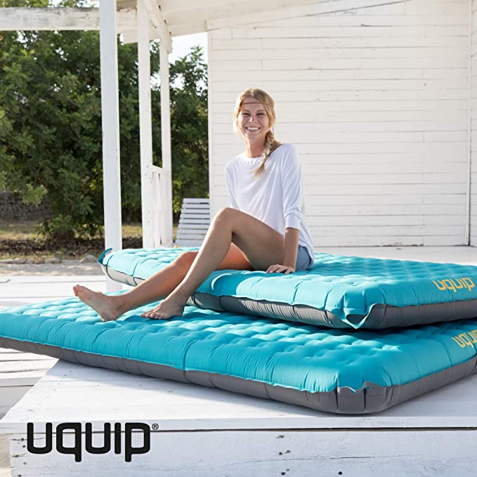 Uquip Betty Double - Colchón de aire doble 200x140x15 cm ...