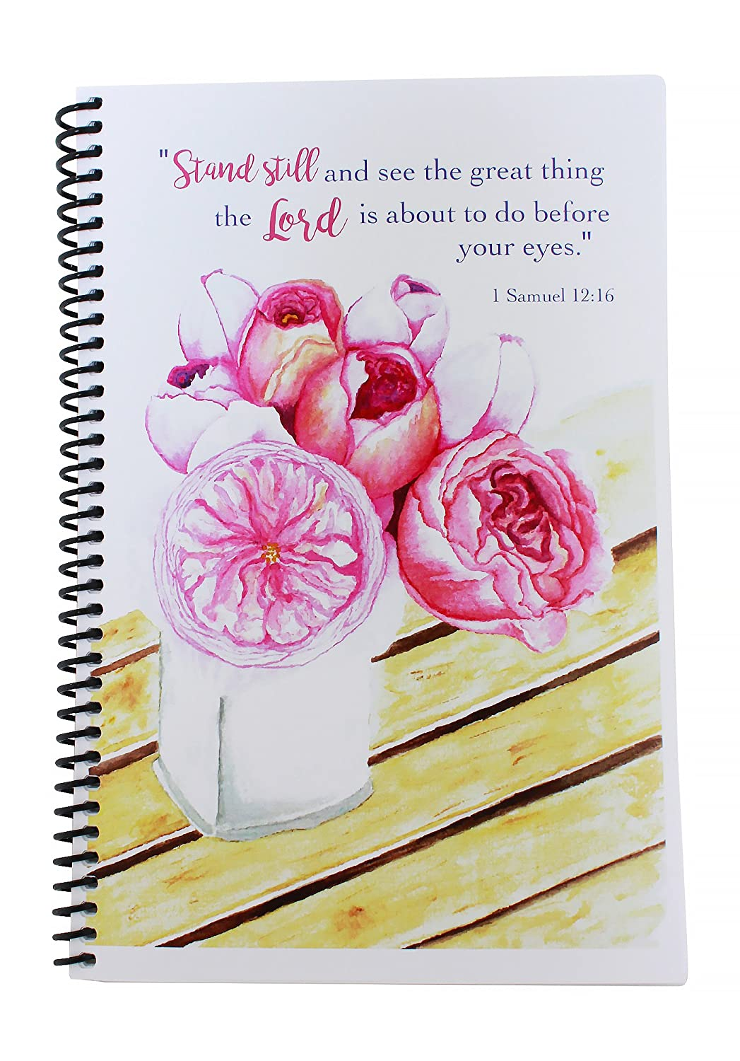 Amazon.com : Prayer Journal for Women to Write In : A 3 Month Spiral ...