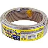 マスプロ電工 家庭用75Ω4Cケーブル 灰色 20m S4CFB20M(H)-P
