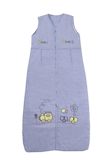 Amazon.com : Slumbersafe Toddler Sleeping Bag 2.5 Tog - Choo Choo, 12-36 months (LARGE) : Baby