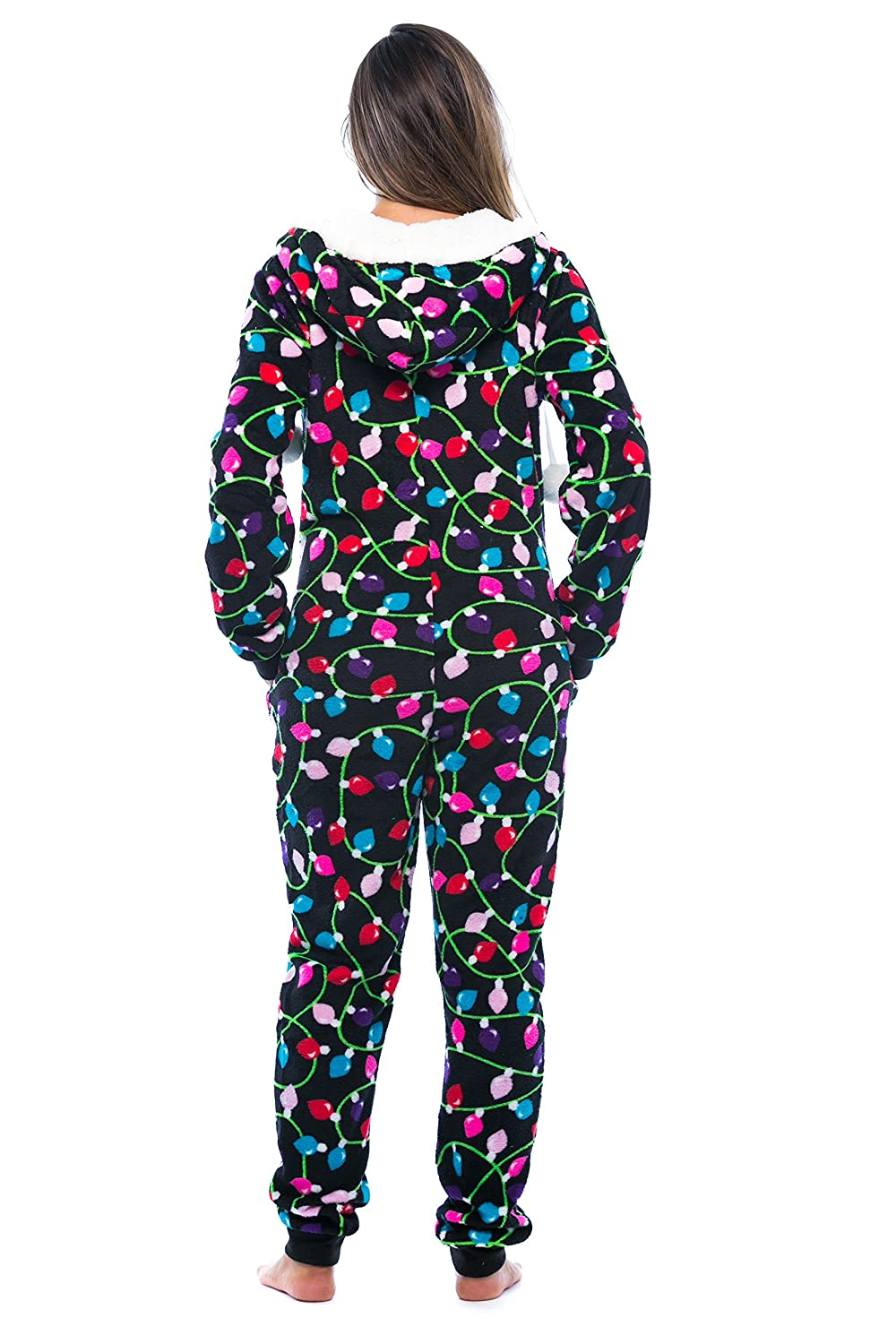 Amazon.com: Just Love Adult Onesie/Pajamas: Clothing