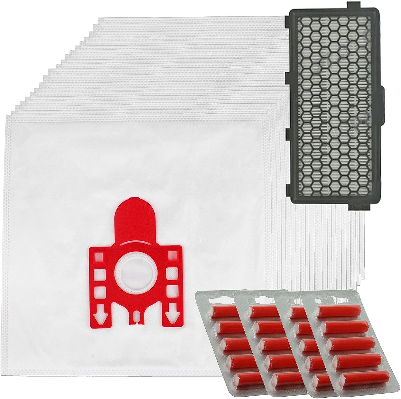 8 Filters Twenty Miele FJM Compatible Type Hoover Vacuum Cleaner Dust Bags