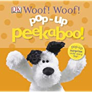 Pop-Up Peekaboo! Woof! Woof!: Pop-Up Surprise Under Every Flap!