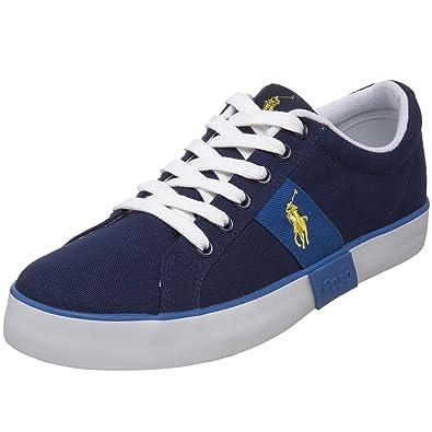 Ralph Men's Giles Sneaker Lauren Polo OkuiZPX