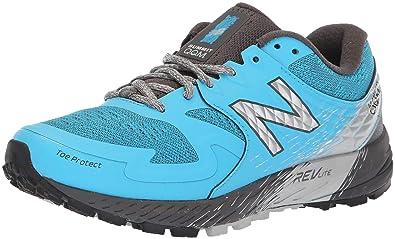 san francisco a4515 b4668 New Balance Women s SKOM-Summit King of Mountain V1 Trail Running Shoe  Bright Blue 6