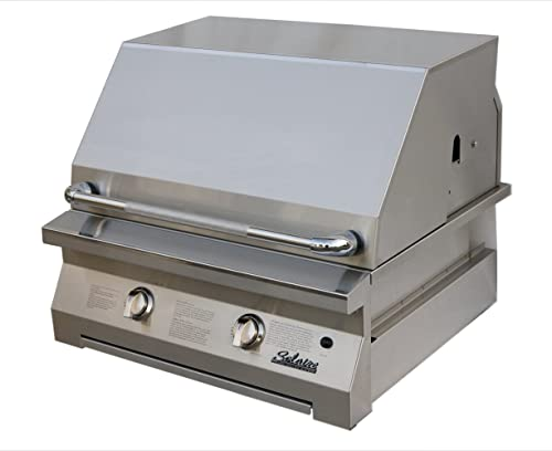 Solaire 30-Inch Infrared Propane Built-In Grill