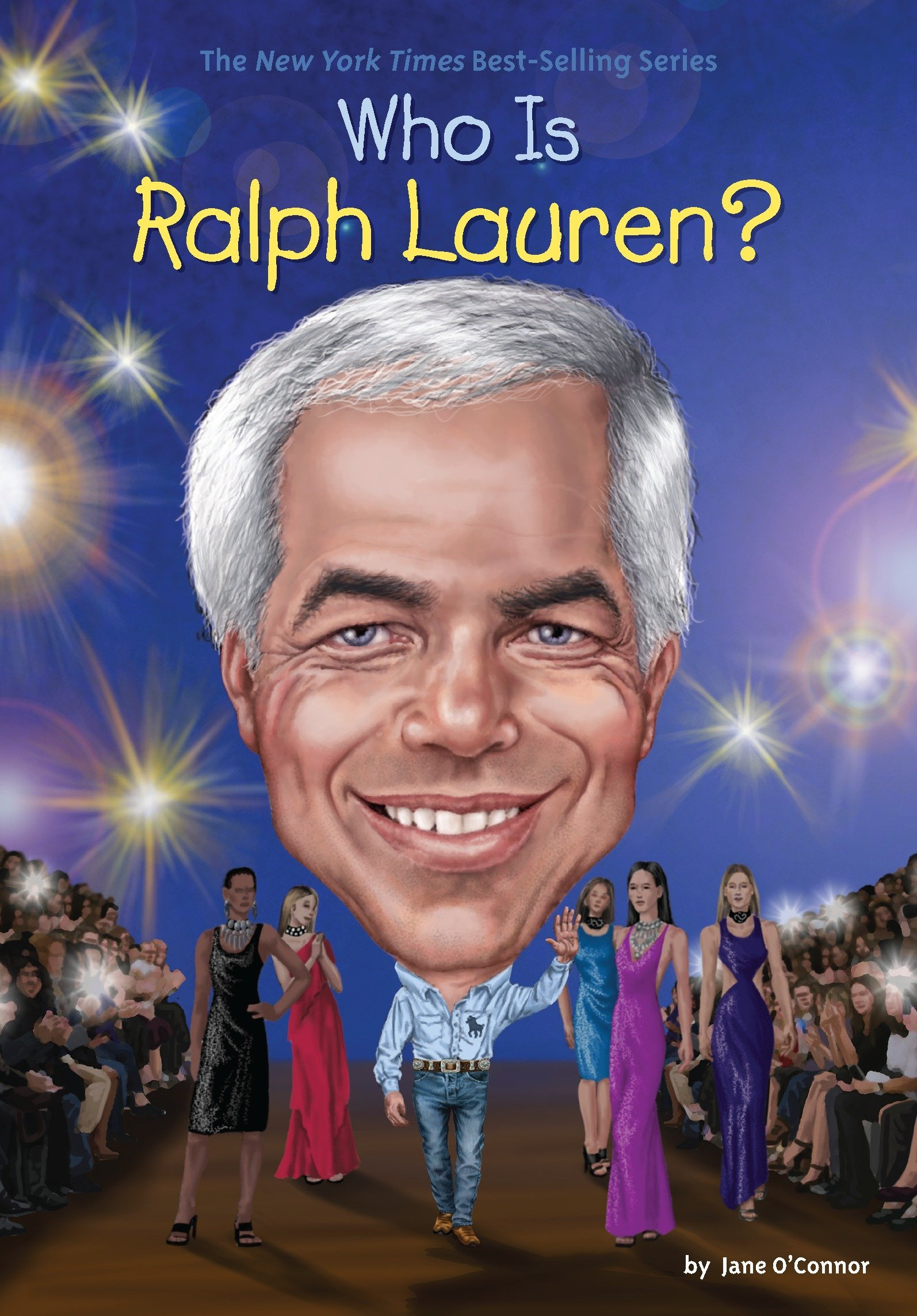 b312a33b7e9 Who Is Ralph Lauren  (Who Was ) Paperback – October 17