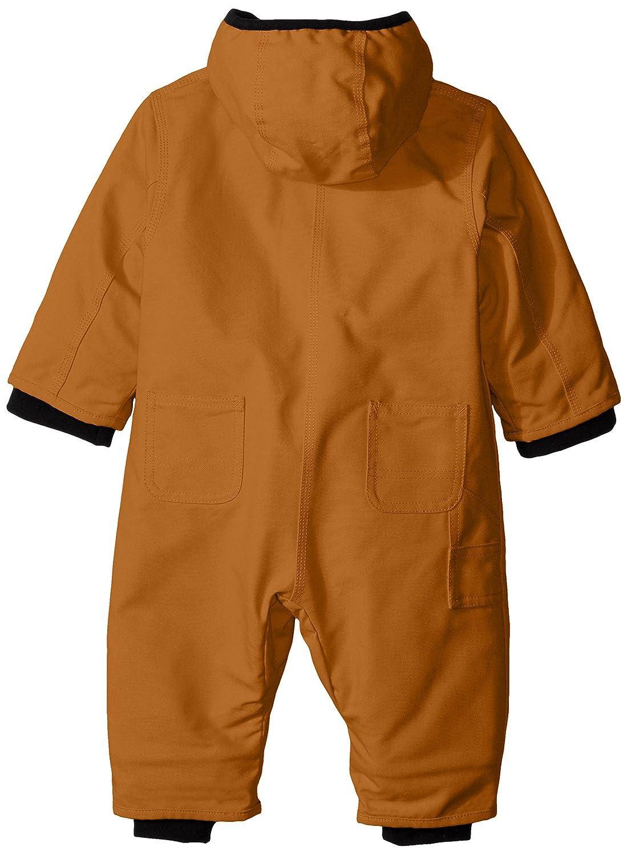 8d61ea632 Amazon.com: Carhartt Baby Boys' CIB Quick Duck Snowsuit: Clothing