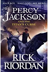 Percy Jackson and the Titan's Curse Paperback