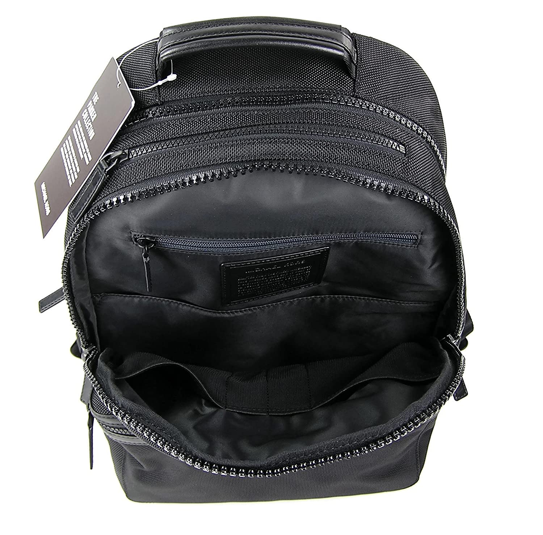 b53ebe3c7914a Amazon.com  Michael Kors Parker Ballistic Nylon Backpack Black Backpack Bags   Shoes