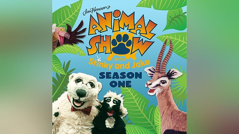 Jim Henson's Animal Show With Stinky And Jake, Season 1