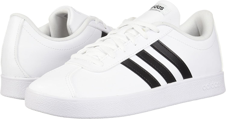 adidas Kids Vl Court 2.0 Skate Shoe