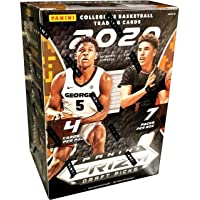 $74 » 2020/21 Panini Prizm Collegiate Draft Picks Basketball BLASTER box (7 pks/bx)