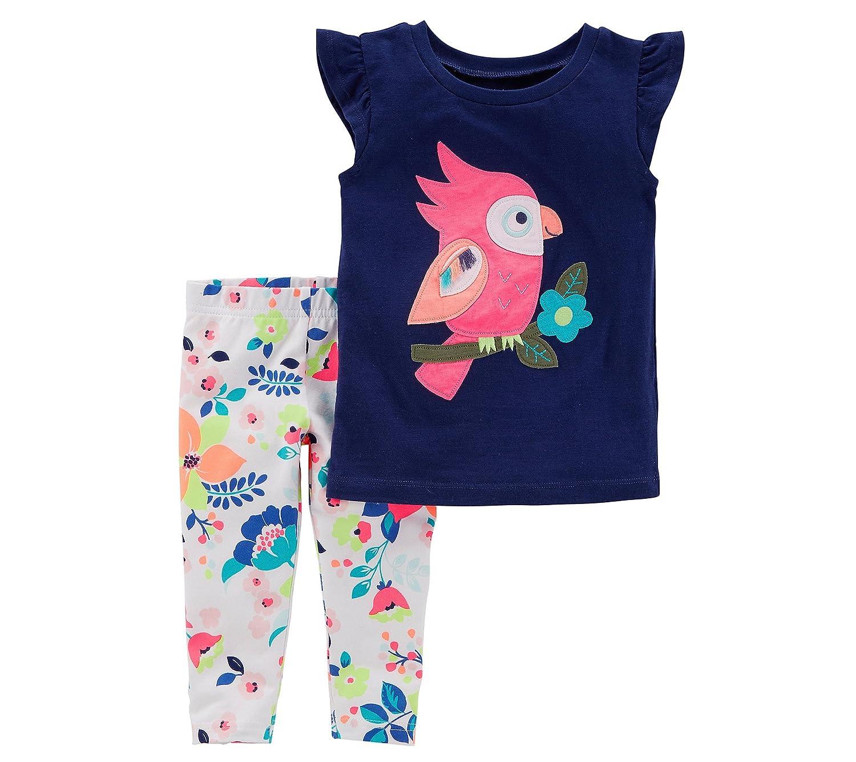 Carters Girls 2 Pc Playwear Sets 259g353