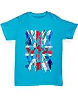 Twisted Envy GB Bmx Silhouette Girl's T-Shirt