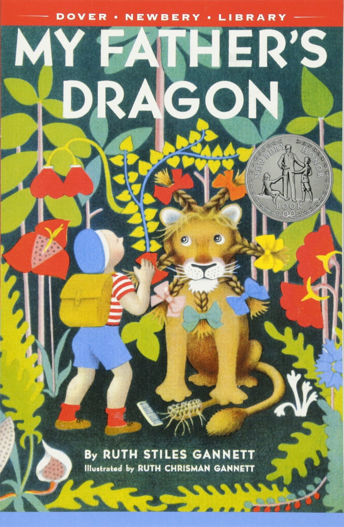 The Best Chapter Books for 1st Graders featured by top Seattle lifestyle blogger, Marcie in Mommyland: My Father's Dragon