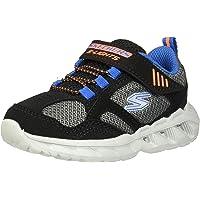 Skechers MAGNA - LIGHTS Bebek Ayakkabıları Erkek bebek