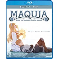 Maquia: When The Promised Flower Blooms Combo [Blu-ray]