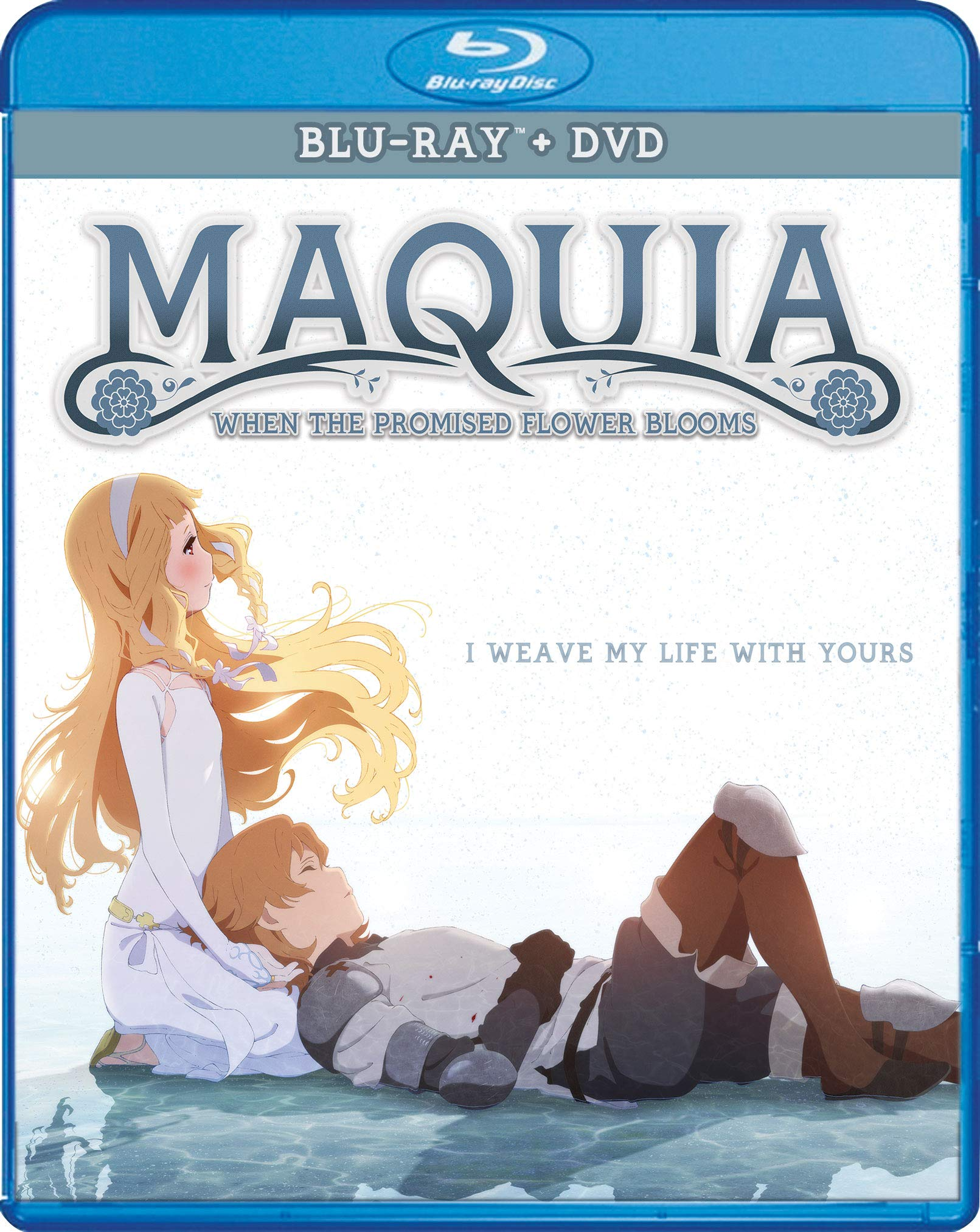 Blu-ray : Maquia: When The Promised Flower Blooms (Widescreen, Dubbed, 2 Pack)