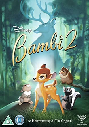 bambi 2 there is life
