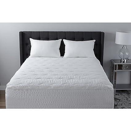 Simmons Beautyrest Beautyrest 300 hilos algodón colchón almohadilla grande