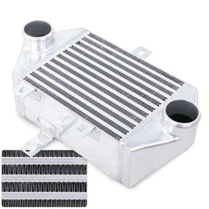 Amazon.com: AJP Distributors Side Mount Turbo Intercooler Upgrade Replacement For Toyota MR2 SW20 3SGTE: Automotive