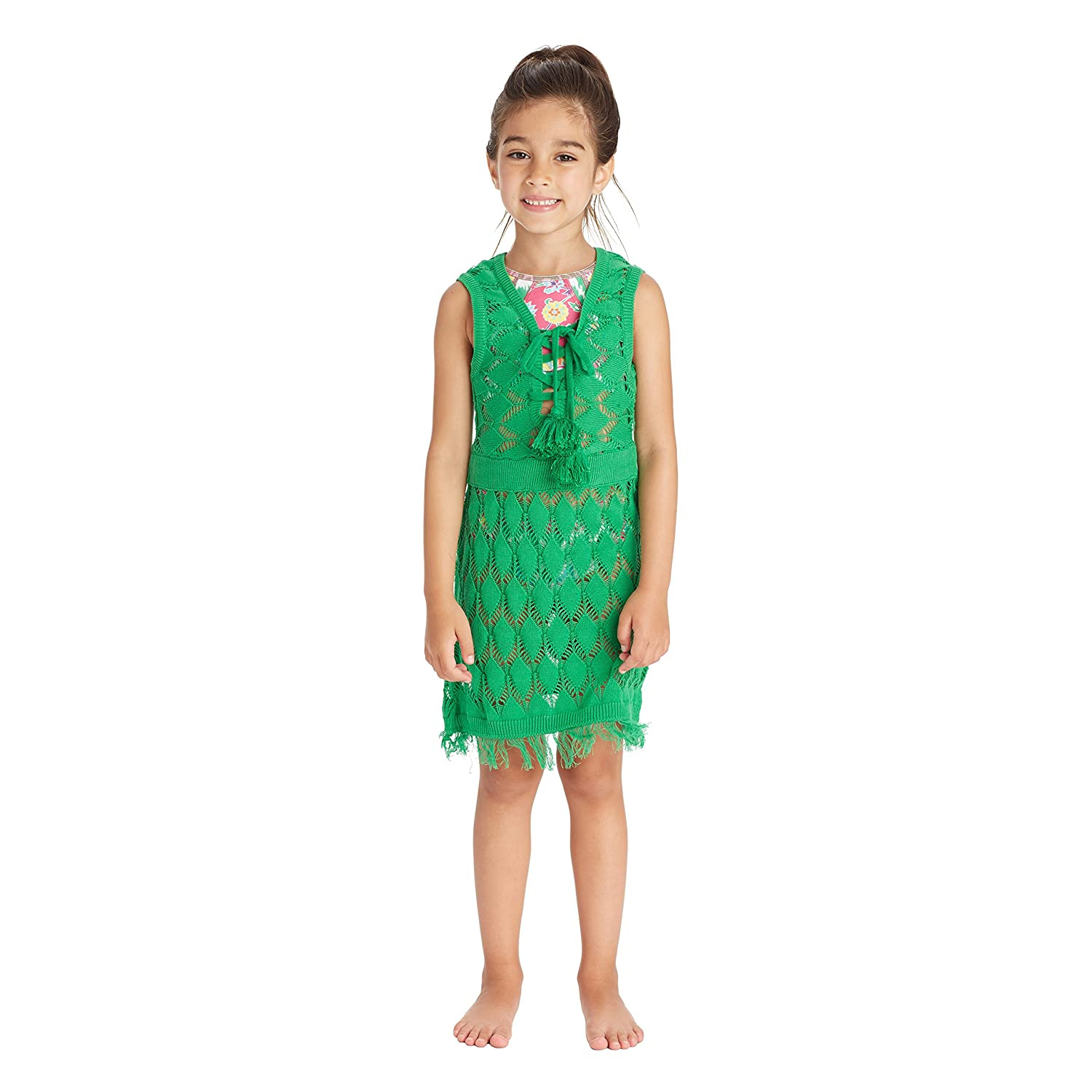 Masala Kids Girls Anya Coverup